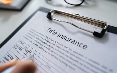 Title Insurance and Why You Need It